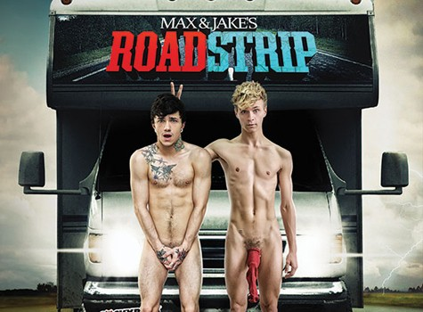 Roadstrip with Max Ryder and Jake Bass movie poster